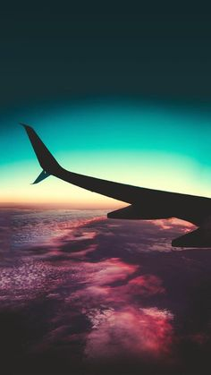 Hd Wallpaper Clouds Sky Plane Iphone X Travel Night Tumblr Wallpaper, Wallpaper Backgrounds, Cute Wallpapers, Pug Wallpaper, Iphone Wallpaper Airplane, Wallpaper Travel, Airplane Window, Airplane View, Airplane Photography