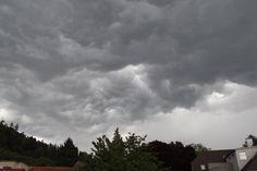 RE: 09.08.2014 - Aktuelle Wettermeldungen - 3