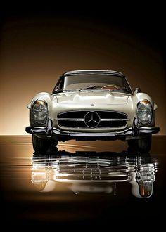 Ain't she a beut? #Mercedes #MercedesBenz #Classic