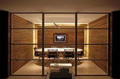 Modern Meeting Room - by Nicolas Tye Architects