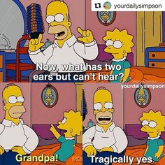 Funny post by @yourdailysimpson follow his/her account if you enjoy!  happy new year everybody! s17 e2 - - - - - request funny scenes:) @yeardley_smith