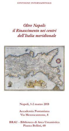 Italia Medievale: Oltre Napoli: il Rinascmento nei centri dell'Itali...