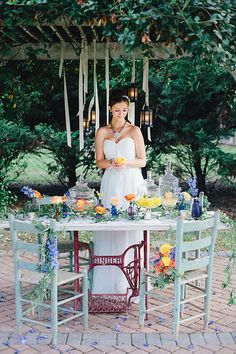 Photo from Abby - Spring Stylized Bridal Shoot collection by Amber Phinisee Photography