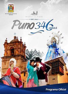 04 de noviembre es el aniversario de la ciudad de Puno
