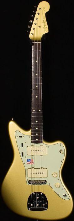 Fender '62 Thinskin Jazzmaster Gold