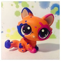 I think this custom is so cute Lps Littlest Pet Shop, Little Pet Shop Toys, Little Pets, Animals And Pets, Funny Animals, Custom Lps, Lps Accessories, Lps Cats, Pets For Sale