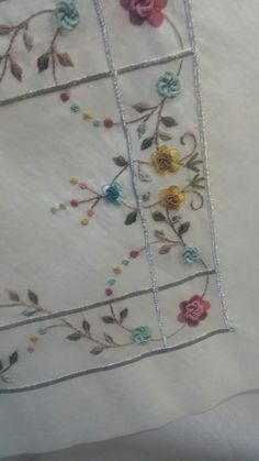 Embroidery Designs, Bruges Lace