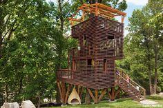 10. Nick Adams' Treehouse, Gladwyne