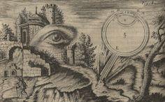 Johann Zahn, Oculus Artificialis Teledioptricus, Würzburg, 1685.