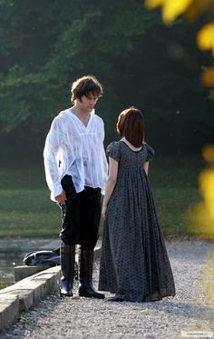 Mr Darcy and Amanda : Lost in Austen (TV mini-serial 2008)