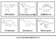 preschool dinosaur theme - Google 검색