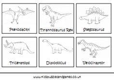 preschool dinosaur theme - Google 검색