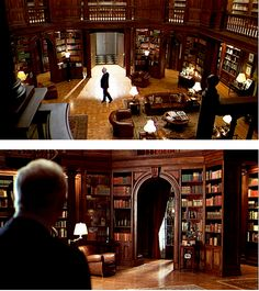 Meet Joe Black http://flavorwire.com/392753/the-20-most-beautiful-libraries-on-film-and-tv/16/