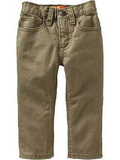 bought 'em: pop-color skinny jeans in boot camp olive