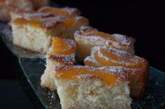 Sunflower - w wolnej chwili...: Jogurtowe ciasto z brzoskwiniami