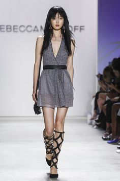 Rebecca Minkoff Ready To Wear Spring Summer 2016 New York - NOWFASHION
