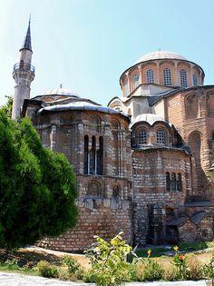 Istanbul: Chora Church