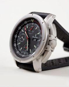 Prometheus Watch Company Ocean Diver Chronograph