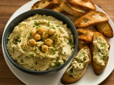 Artichoke Hummus: Did you know that canned foods can be a hallmark of a healthy diet? And with just a few canned ingredients like artichoke hearts, garbanzo beans and vegetable broth, this nutritious and delicious snack is ready to serve in no time!