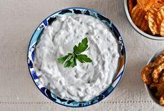 Caramelized Onion Greek Yogurt Dip
