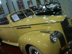 Jim Rogers' Private Car Museum, Las Vegas, NV, 5/17/14