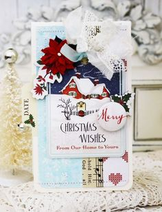 CHRISTMAS CARD - LILY BEAN PAPERIE