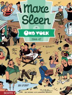 Marc Sleen in Ons Volk, 1944-1947  (Ed. Bonte, 2016)