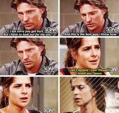 I don't hate the couple but I hate who Guza turned them into during the two years of Liason misery. Steve Burton, Best Bud, General Hospital, Actors & Actresses, It Hurts, Writer, Memories, Monaco, Soaps