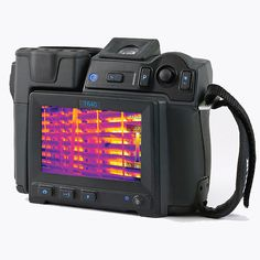 FLIR T640 - The professionals choice - Available from your UK Distributor, Thermographic Consultancy Ltd