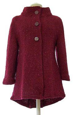 retro swing, swing coat, coat pattern