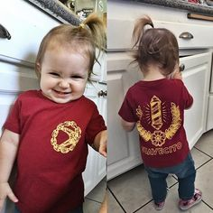 Look at this face!  This cutie is so happy about wearing her @SuavecitoPomade tee! Photo by @lady_moonicorn. #suavecito #pomade #getithombre #suavecitopomade #suavecitapomade #suavecita #baby #cutie #littleone #baby #suaveninos #stayfirme #getitnino!