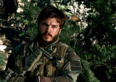 Emile Hirsch in a military uniform. Even better. Like, this is perfection. I might die.