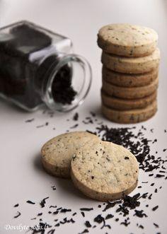 Earl Grey cookies.
