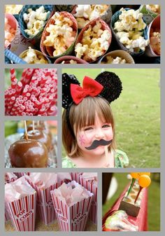 Reese's 5th Birthday Collage by Natalie Bradley Events