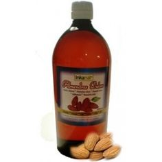 El más puro aceite de almendras dulces en su presentación de un litro.  El aceite de almendras dulces se usa principalmente como emoliente, desinflamante y calmante de la piel y reparador del cabello, dándole brillo e hidratación.