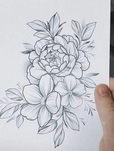 Tattoo Sketches, Tattoo Drawings, Body Art Tattoos, New Tattoos, Sleeve Tattoos, Dotwork Tattoo Mandala, Tattoo Motive, Inspiration Tattoos, Hase Tattoos