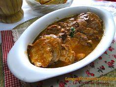 La Lonza di maiale ( o di suino ) arrosto è una delle tipiche ricette della domenica. Si prepara anche prima e si riscalda prima di servirla. Un ottimo secondo piatto, che piace quasi a tutti. Perfetto per dei pranzi o delle cene importanti.