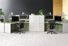 Action Office - Office Furniture System - Herman Miller
