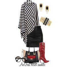 Sassy Elegance!, created by amhtlc on Polyvore