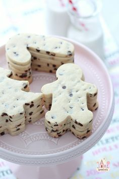 Chocolate Chip Roll Out Cookie Recipe | Sweetopia