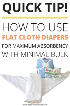Quick Tip - How To Use Flat Cloth Diapers For Maximum Absorbency With Minimal Bulk. Flat cloth diapers are cheap, easy to wash/quick to dry, and now you can learn how to use them to make a super absorbent diaper that isn't incredibly bulky! Wash Cloth Diapers, Cloth Nappies, Reusable Diapers, Cloth Pads, Couches, Diaper Brands, Disposable Diapers, Washing Clothes, Hand Washing