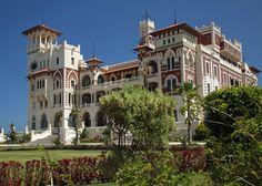 King Farouk's Palace- Alexandria, Egypt