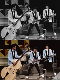 The Tielman Brothers  Source: http://www.muziekencyclopedie.nl/action/entry/Tielman+Brothers