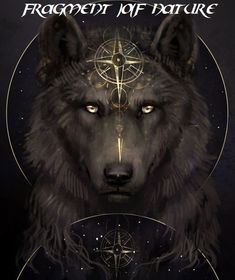 🐺If you Love Wolves, You Must Check The Link In Our Bio 🔥 Exclusive Wolf Related Products on Sale for a Limited Time Only! Tag a Wolf Lover! Artwork Lobo, Wolf Artwork, Wolf Tattoos, Celtic Tattoos, Animal Tattoos, Wallpaper Lobos, Ice Wolf Wallpaper, Wallpaper Maker, Werewolf Art