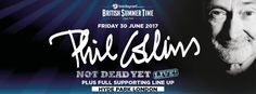 Phil Collins Tickets British Summer Time London Hyde Park 2017