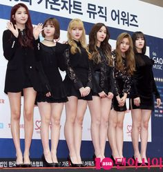 Gfriend at GAON Award! They hair ❤❤ Ready for comeback Buddy? Sexy Asian Girls, Beautiful Asian Girls, Pinup Girl Clothing, Beautiful Young Lady, Cosplay Outfits, Asian Fashion, Asian Woman, Sexy Dresses, Kpop Girls