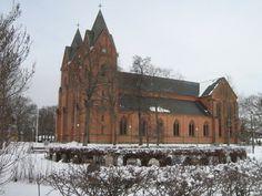 Kristinehamns kyrka