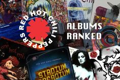 Red Hot Chili Peppers Albums Ranked