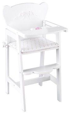 high chair for babies attending wedding