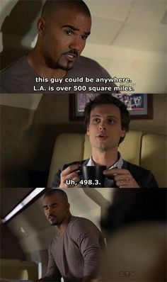 Ah intelligent Spencer Ried <3